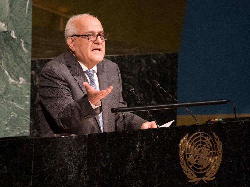 #Palestinians seek UN vote blaming #Israel; US wants changes https://t.co/s1sk44rqD4 #Gaza #UNGA