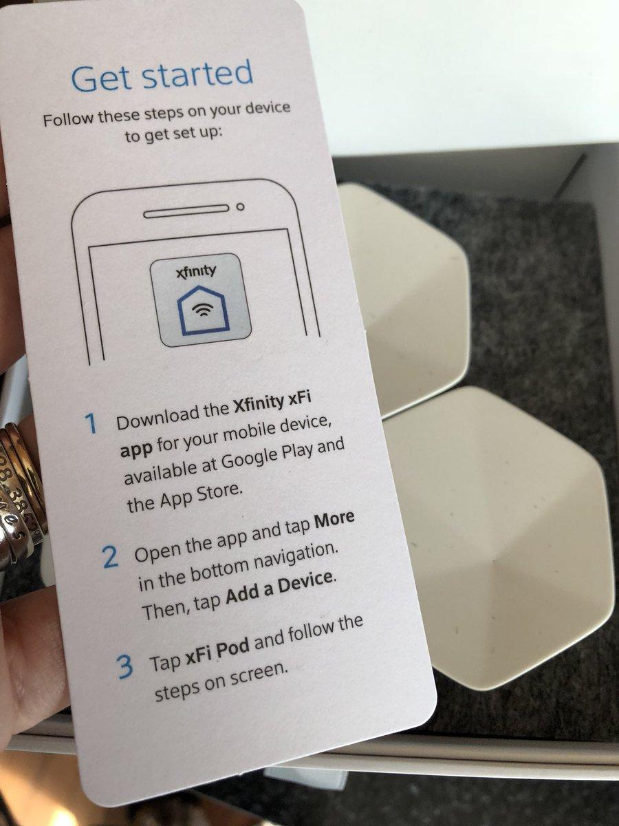 Xfinity Pods Vs Google Wifi