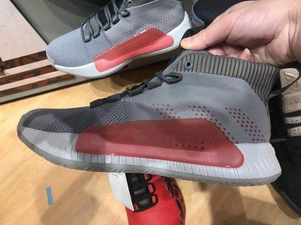 a8cdc422561 photos of damian lillard s next signature shoe the adidas dame 5 surface  online
