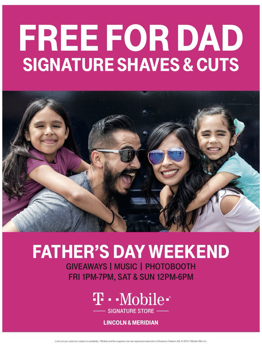 T Mobile South Beach On Twitter Calling All Dads To Come