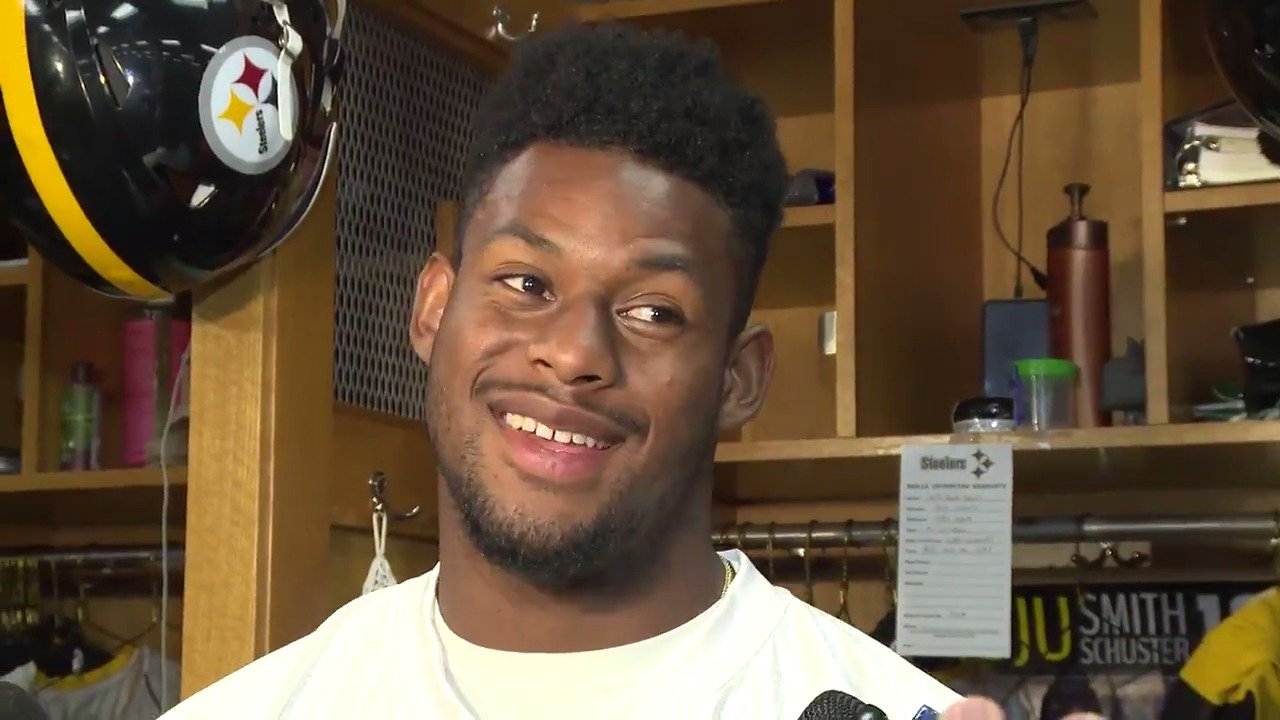 JuJu Smith-Schuster is eager to take on his second season in the NFL. https://t.co/kic3msUU8s