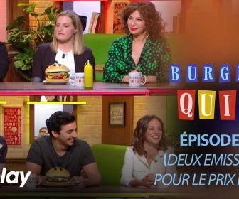 Replay Burger Quiz, Episode 17 #BurgerQuiz le 13/06/2018 Photo