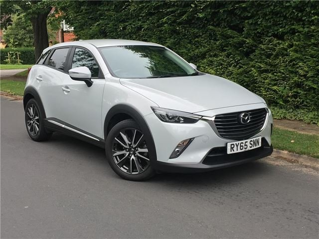 T W White S Stock On Twitter Used Mazda Cx 3 Ceramic Metallic 2016