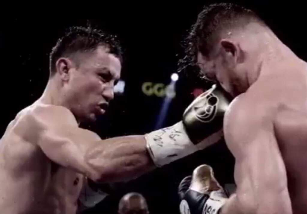 Rematch is on! @GGGBoxing will be even more dominant on Sept 15 for all that #nonsense! Biggest Fight of the Year! @HBOboxing @Jumpman23 @tecate @MGMResortsIntl @ChivasRegalUS @Hublot #NoDraw
