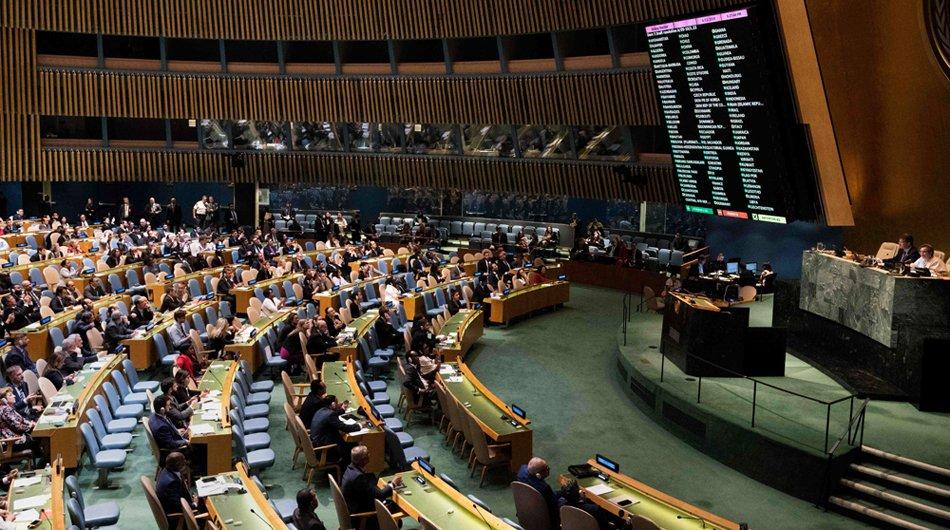 120 countries at UN condemn #Israel over #Gaza violence https://t.co/lduRxy3Cqg #IsraeliAtrocities #Palestinians