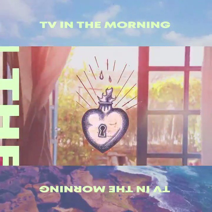 TV IN THE MORNING �� #PEOPLETOPEOPLE • JUNE 15TH @dnce https://t.co/dbcUbMJTNT https://t.co/OwUYWWxY1C