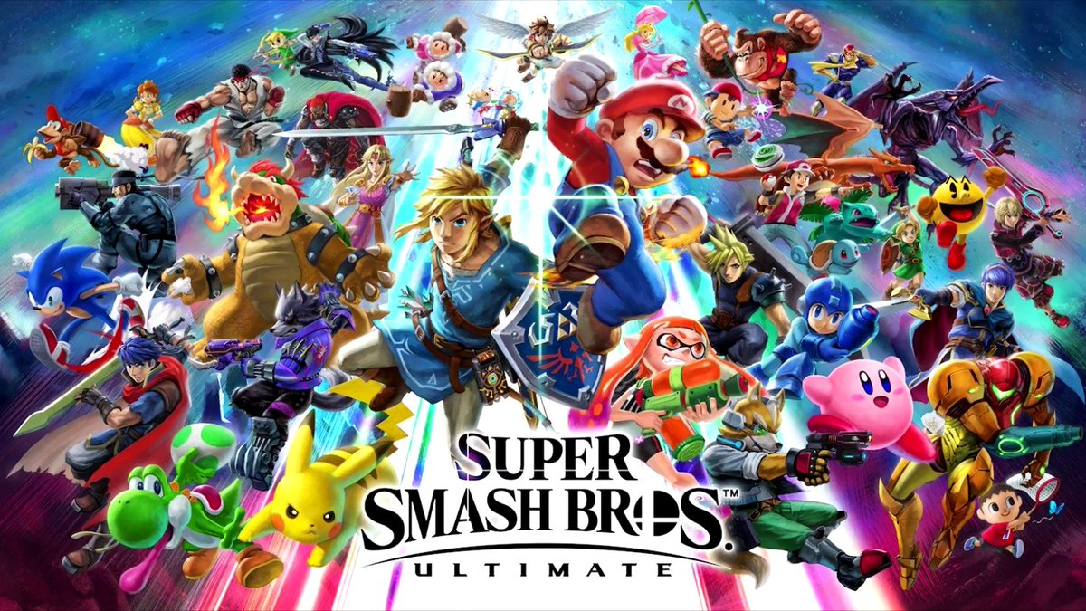 Super Smash Bros Ultimate News's photo on SMASH