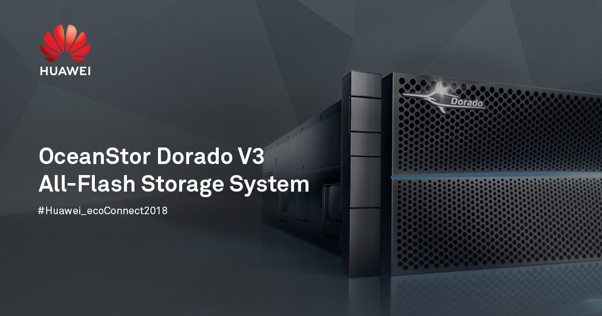 Lightning Fast, Rock Solid. Huaweiu0027s OceanStor Dorado V3 All Flash Storage  Is The Ideal Choice For Enterprisesu0027 Mission Critical Business.