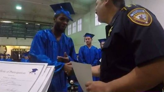 80 inmates just earned an education while in the Harris County Jail https://t.co/2zMZAIwzTk