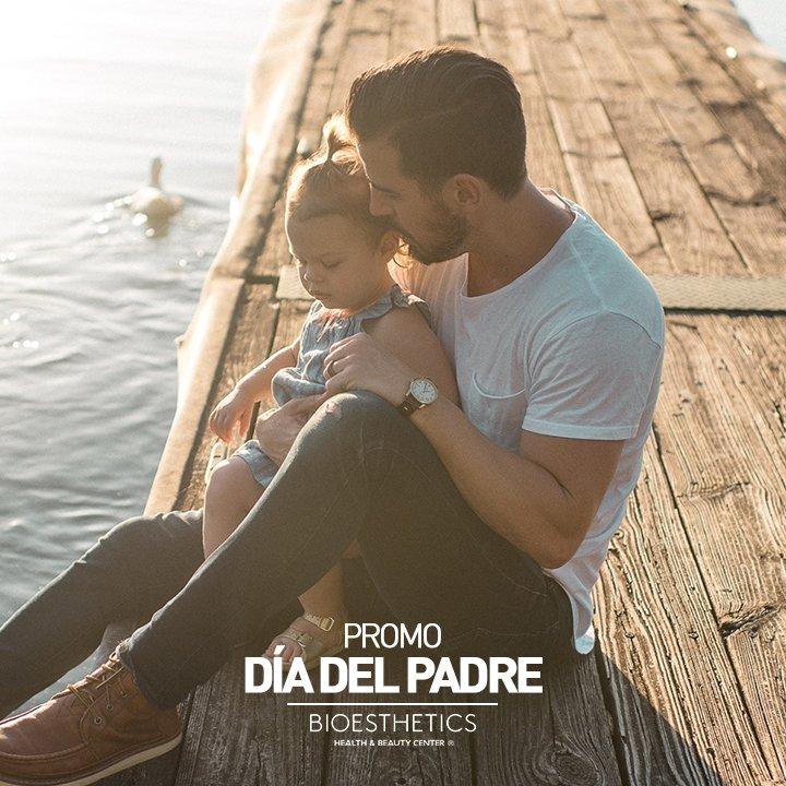 ¿Ya pensaste qué regalarle a papá? Promo #DíaDelPadre en Bioesthetics 🔸20 % OFF en todos los tratamientos 🔸25 % OFF en plan diamante y diamante plus.  ✔ Envianos tus consultas por mensaje privado. ☎ 0800 4444 246 https://t.co/MzeNa6Wo5y https://t.co/poyCnLe5R0