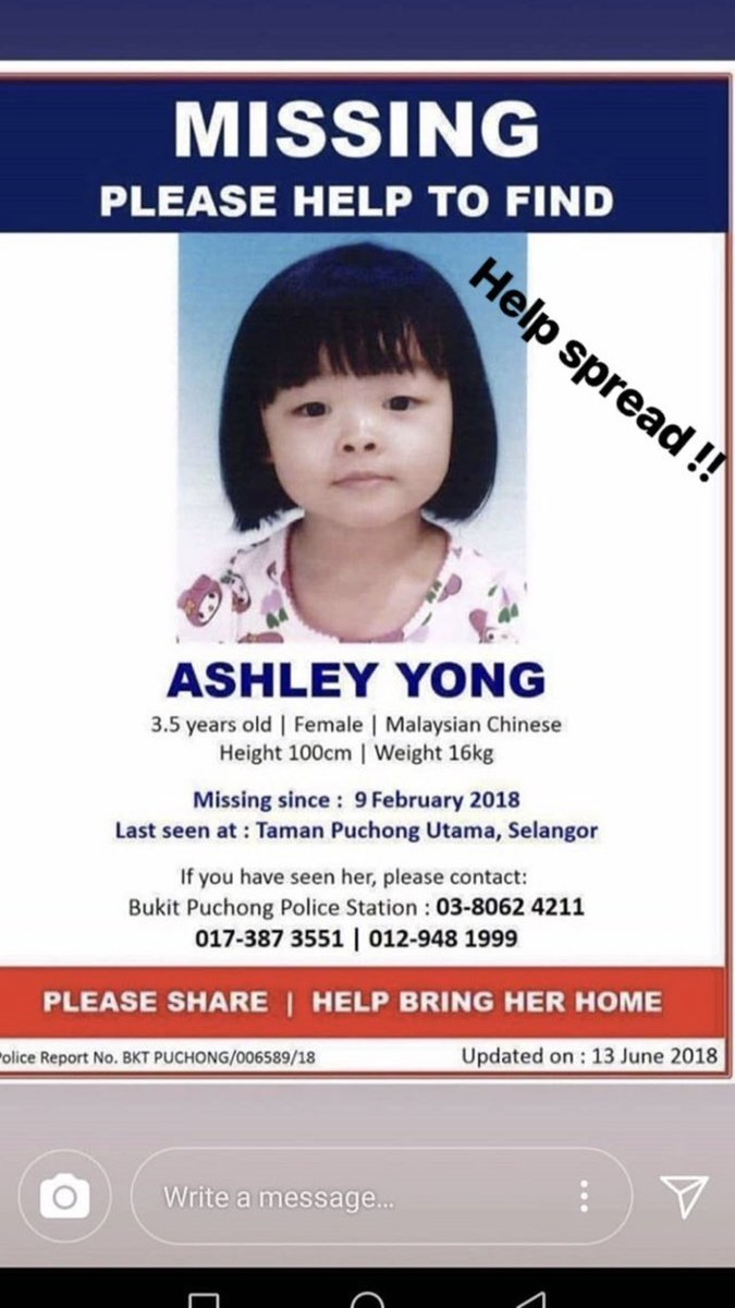please help spread and find her 😢