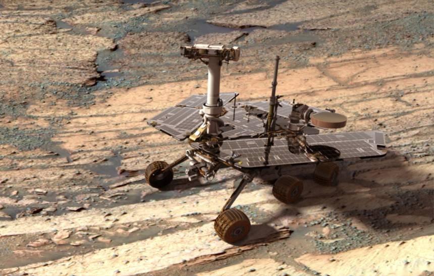 Sonda da Nasa 'luta para sobreviver' em meio a tempestade de poeira em Marte: https://t.co/BEmMyYWlrM