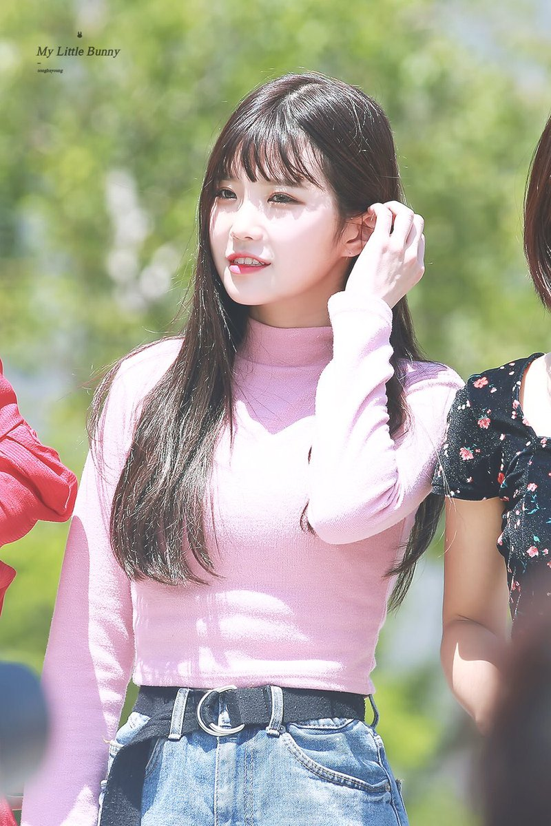 Image result for hayoung fromis site:twitter.com