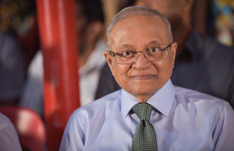 माल्दिभ्सका राष्ट्रपतिलाई १९ महिना जेल