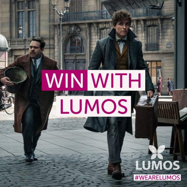 How about a magical trip to the red carpet premiere of@FantasticBeastsin London, New York, or Paris for you and a friend? Enter our NEW global sweepstakes here:bit.ly/fb-lumos-twitt…#BeTheLight #WeAreLumos