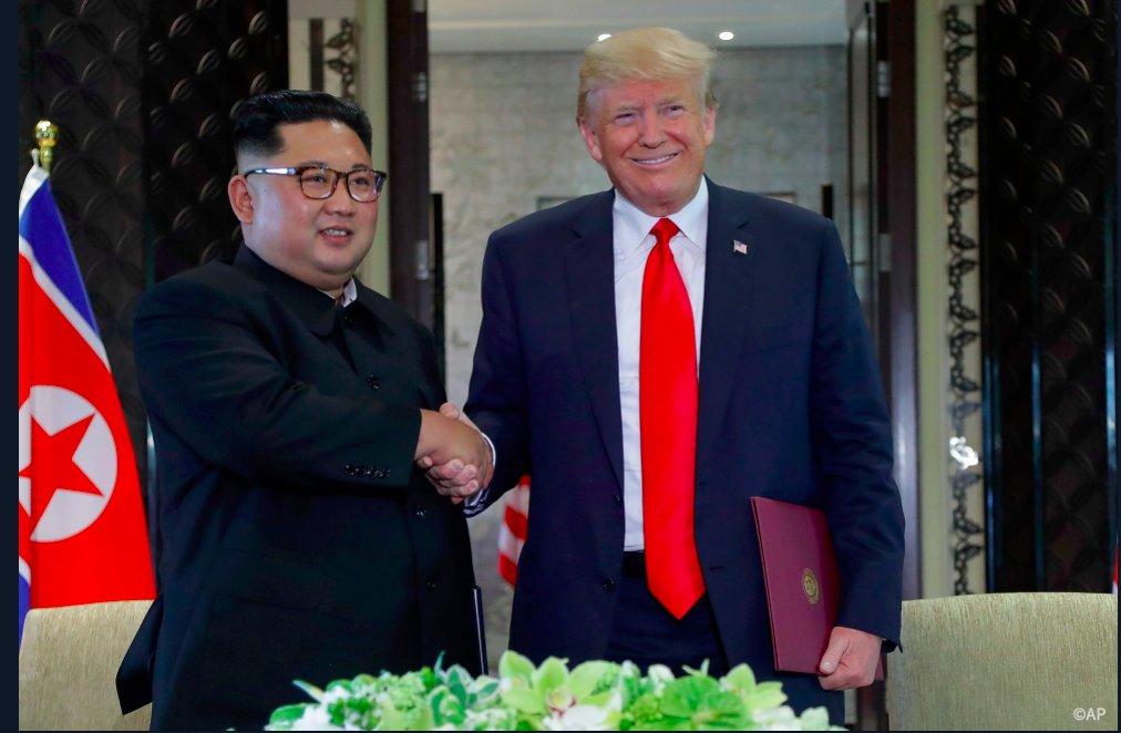 USA HindiMein's photo on #TrumpKimSummit