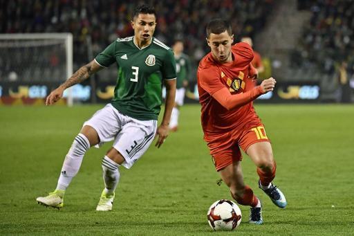 Le Mexique sans complexe avant d'affronter l'Allemagne, championne du monde en titre Photo