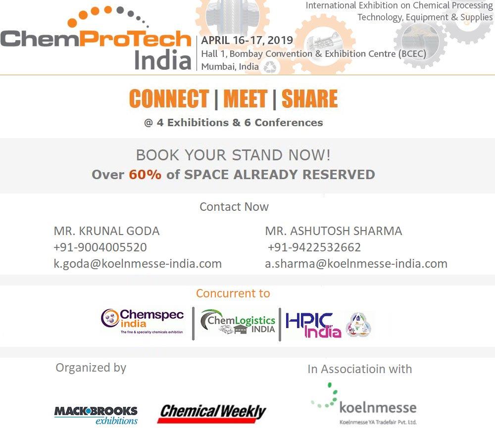 Chemspec India 2019