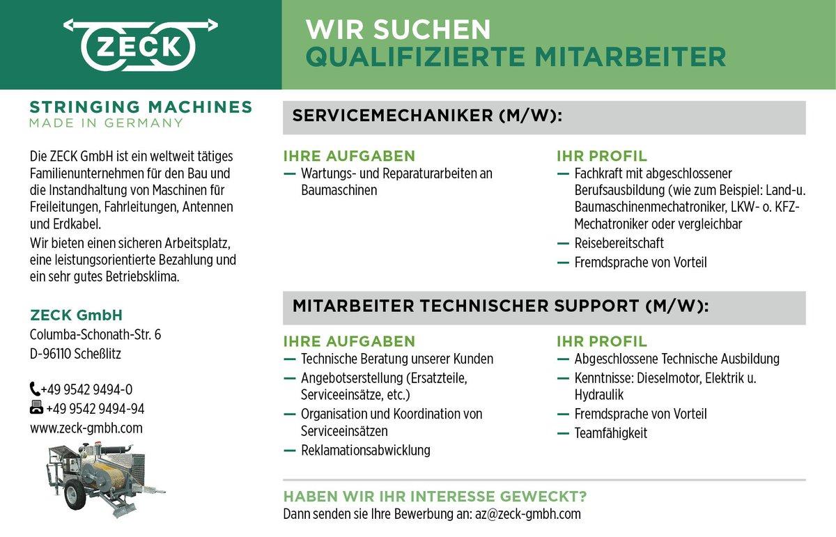 ZECK GmbH (@zeck_gmbh) | Twitter