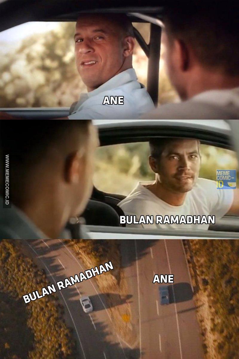 Meme comic indonesia on twitter see you again ramadhan