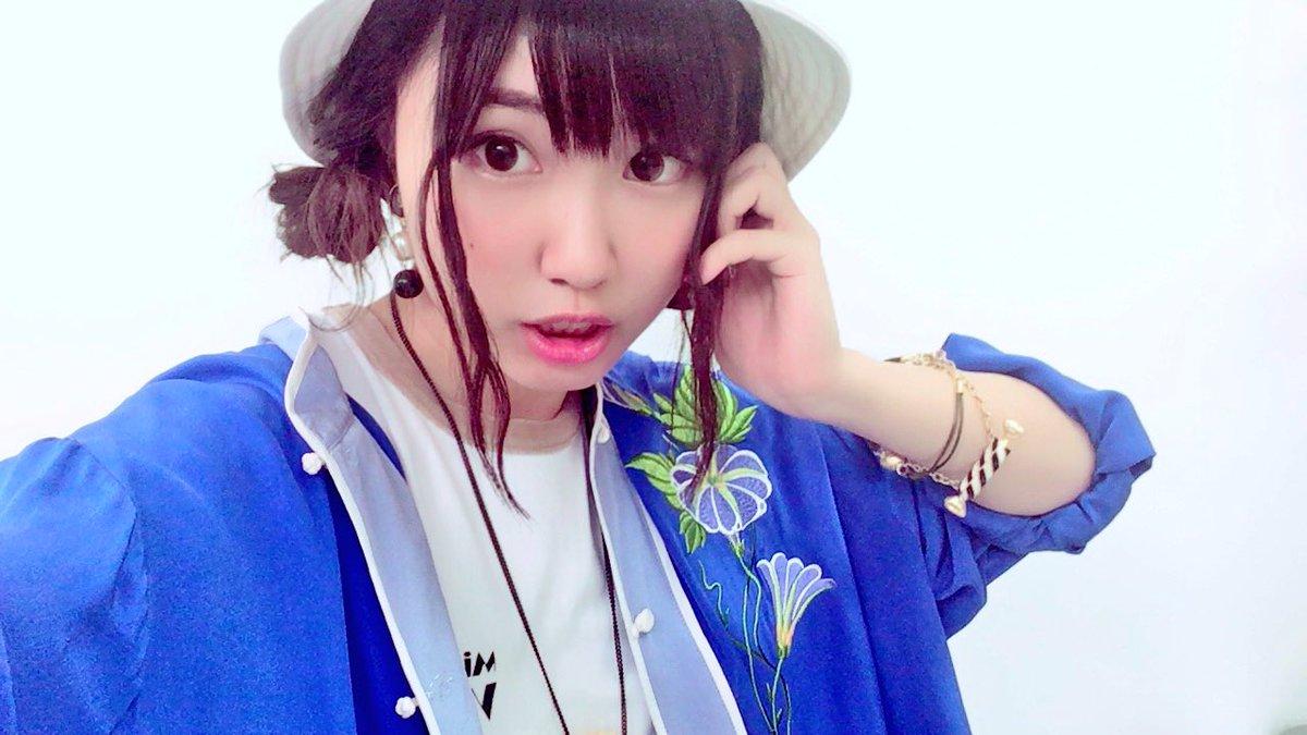 """Animelo Summer Live 2018 """"OK!""""にAqoursが出演させて頂きますが、なんと今年はオフィシャルパンフレットにも参加させて頂きますっ!!  Aqoursは24日(金)出演です✨最っ高に楽しい夏の思い出を一緒に作りましょおおお( ˶´⚰︎`˵ ) #anisama"""