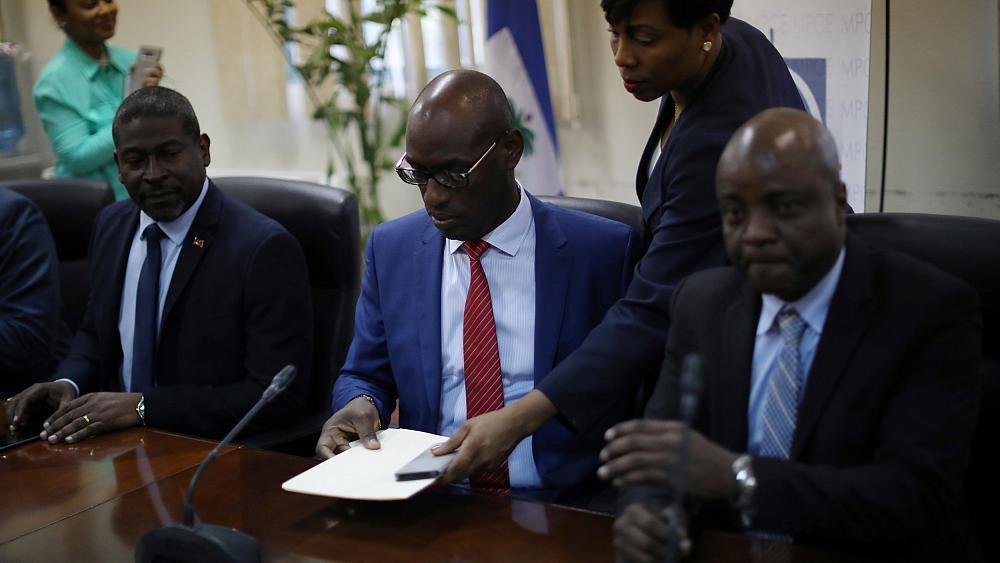 euronews's photo on Haiti