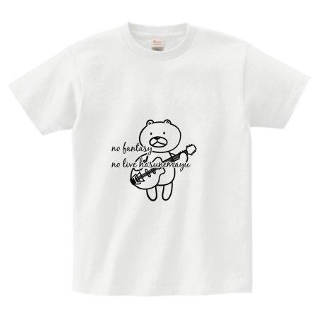 かざあなさん イラスト Tシャツとピック  可愛すぎる!!
