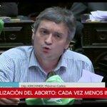 Máximo Kirchner Twitter Photo