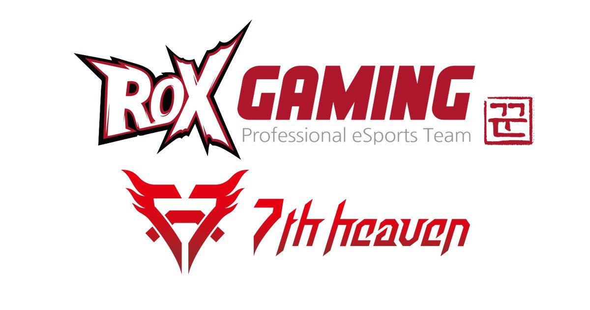 韓国『ROX Gaming』が日本のプロゲームチーム『7th heaven』を買収、海外チームによる日本チーム買収は日本で初となる事例か negitaku.org/news/n-22620
