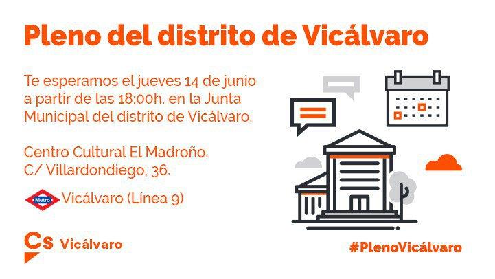 ট ইট র Cs Madrid Vicálvaro No Te Pierdas Esta