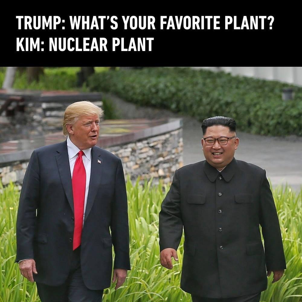 9GAG's photo on #TrumpKimSummit