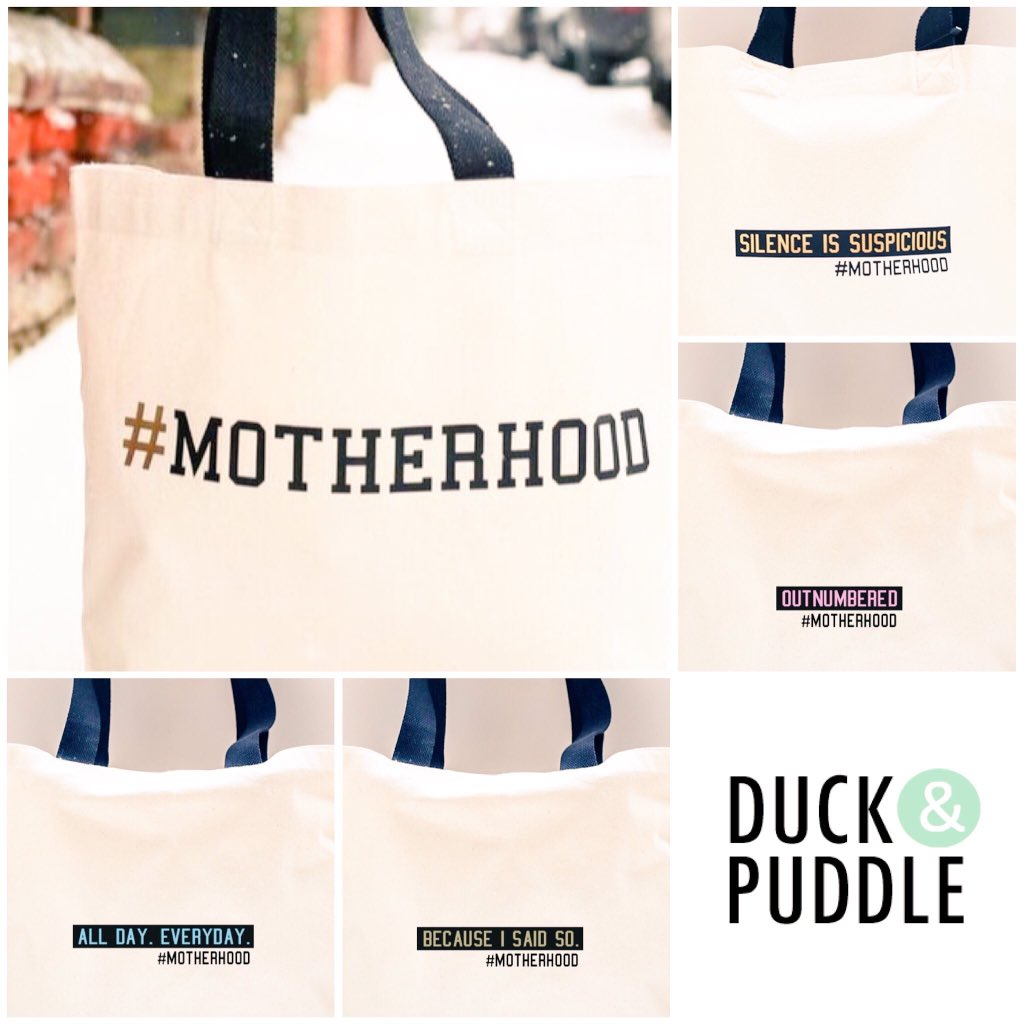 #Motherhood Totes.                      The Perfect School Run Accessory. 🏃‍♀️ 🏃‍♂️ 📚 COMPLIMENTARY WORLDWIDE DELIVERY.                           #mums #dads #kids #fashion  #mom https://t.co/ebK6RYUapU