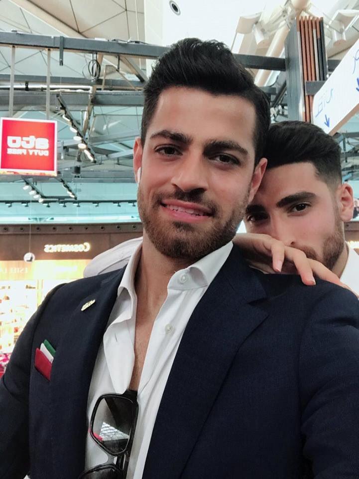 Iranian men looking good Hot Iranian