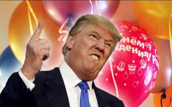 достижения этой с днем рождения алена поздравление трампа наши соотечественники