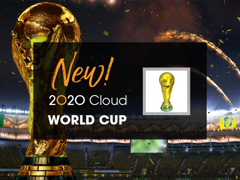 Picture of fifa world cup trophy 2020