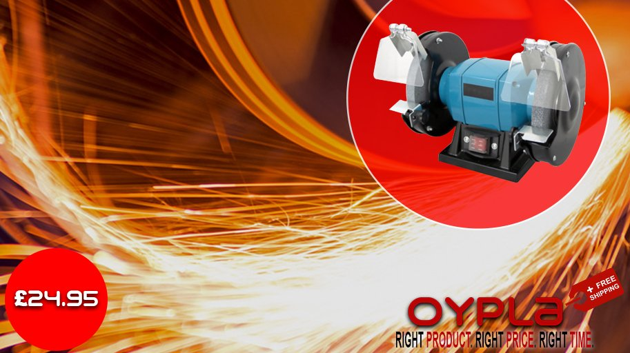 Astounding Oypla On Twitter Dealoftheday Check Out Our Bench Grinder Caraccident5 Cool Chair Designs And Ideas Caraccident5Info