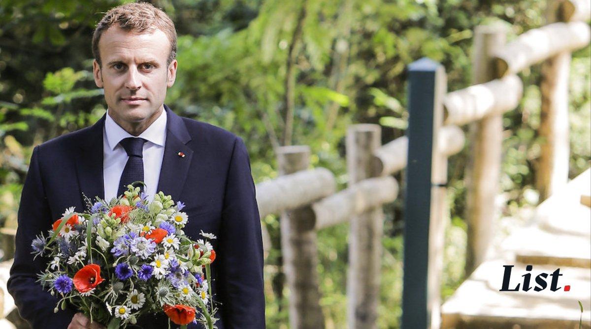 """En Retromarche. Comunicato di Palazzo Chigi: Il Presidente francese Emmanuel Macron""""ha sottolineato di non aver pronunciato alcuna espressione volta ad offendere l\"""