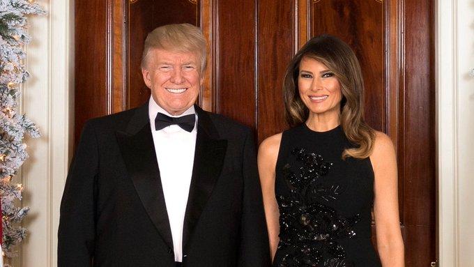 Happy 72nd birthday to President Donald Trump!