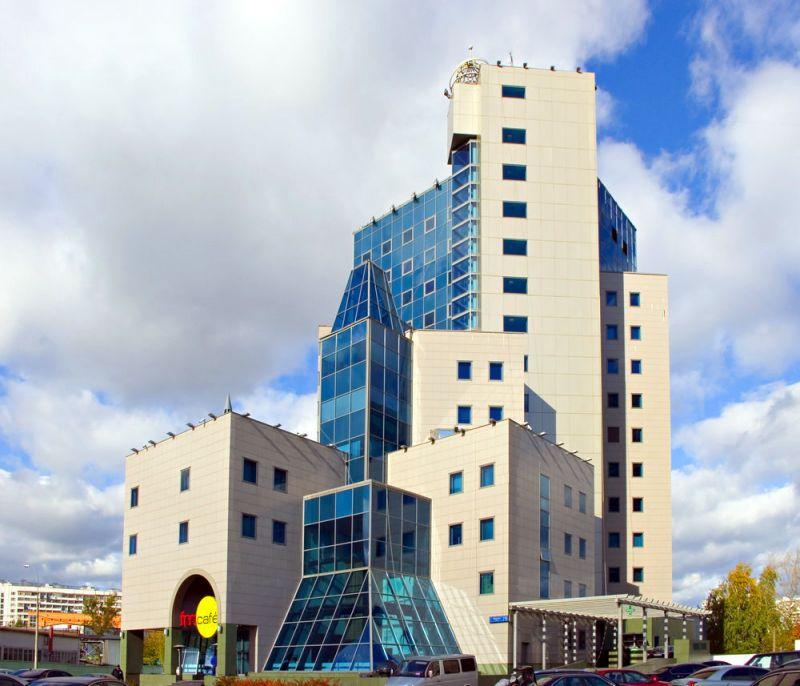 Бизнес центр навигатор москва фото