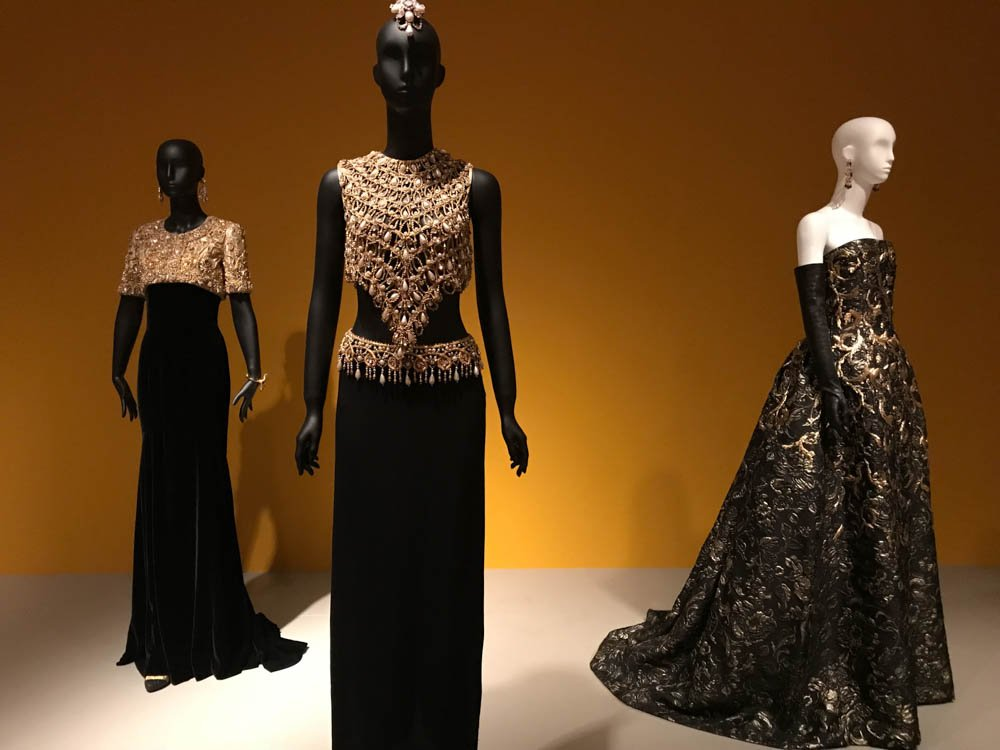 The Roads Traveled On Twitter Not So Basic Black Evening Gowns At