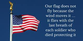 Appropriate for #FlagDay ...