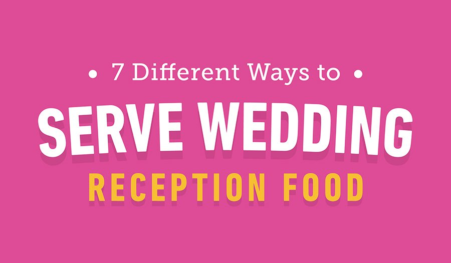 7 Different Ways to Serve #Wedding Reception #Food  https://t.co/QdOPWJ5eFy  #Infographic https://t.co/KiBDVwnfmU