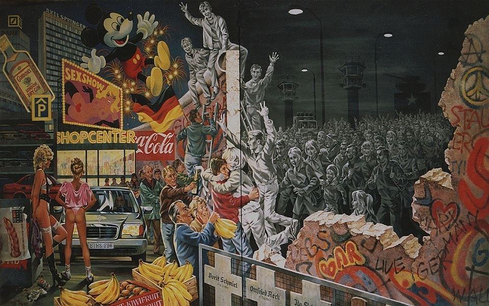 ростислав долгилевич в тени берлинской стены