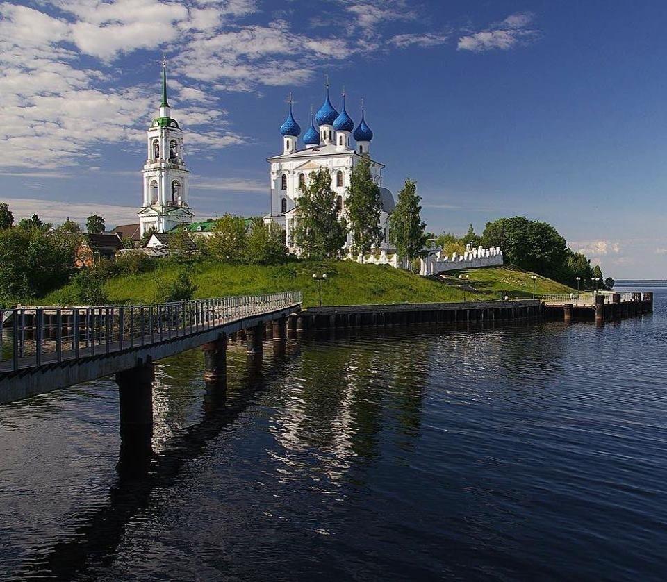 нижегородская область фото катунки