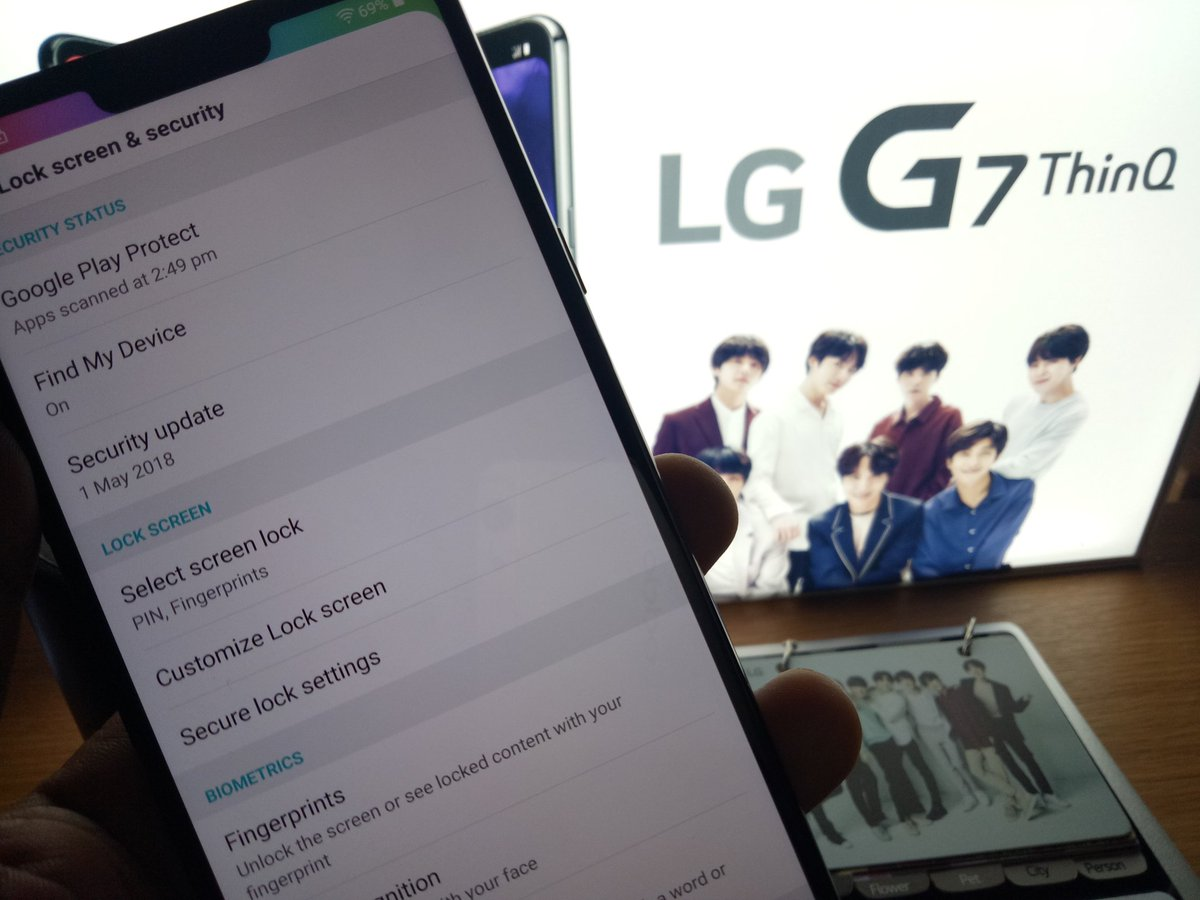 Hashtag #lgg7thinqph di Twitter