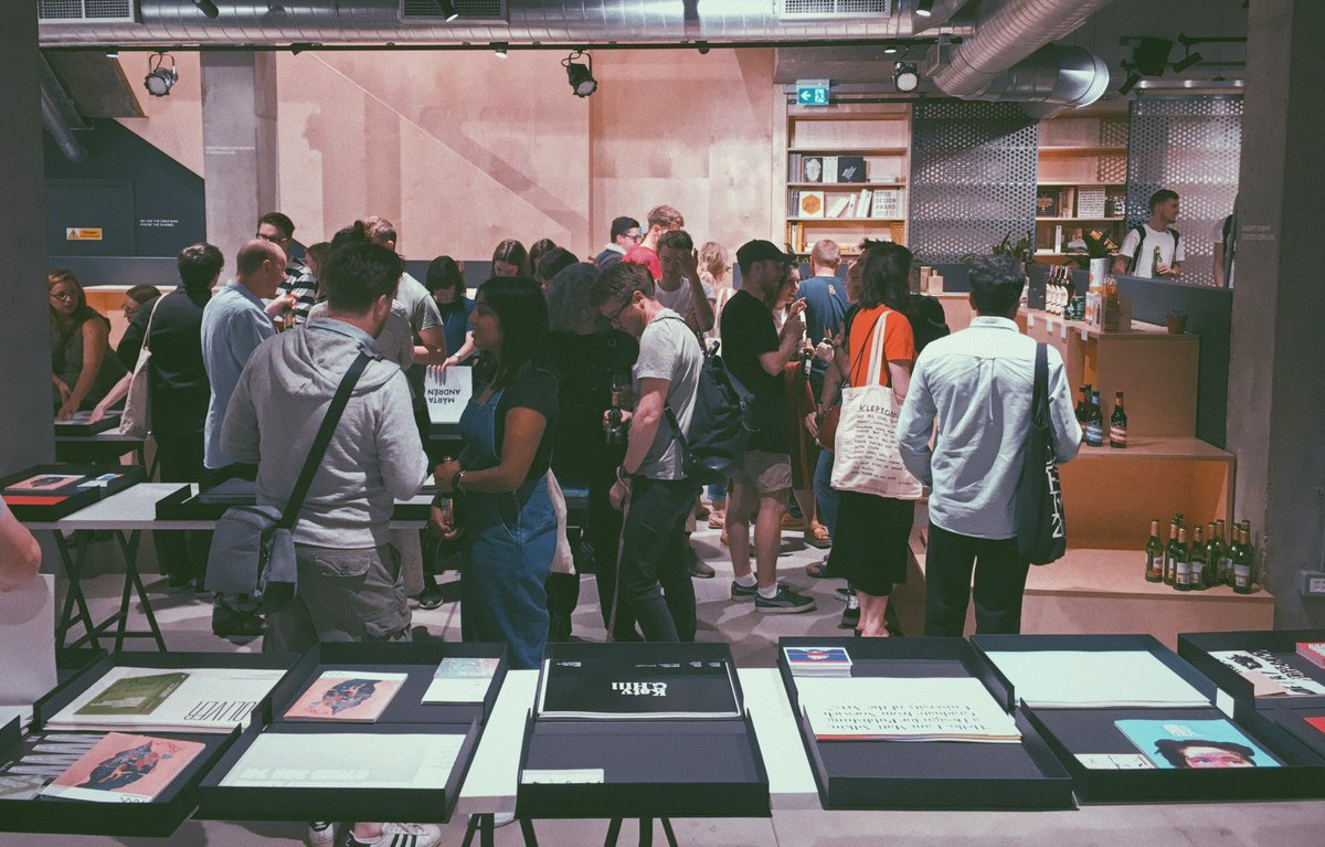 Brilliant guys! And you can see all of the fantastic @nuagraphics work at our Degree Shows, opening Tuesday 26 June! #NUAdegreeshows