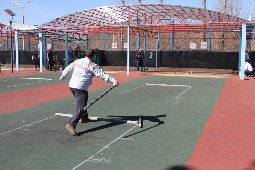 ст кущевская городошный спорт фото статьи