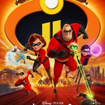 #incredibles2 Twitter Photo