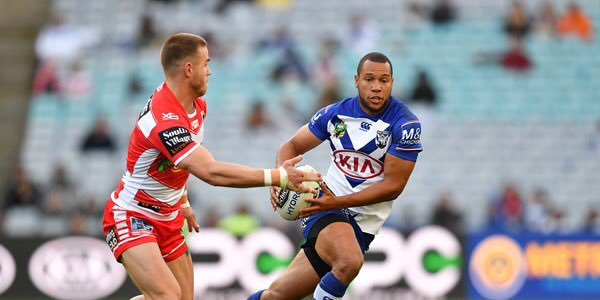 Mbye to finalise Wests Tigers move on Friday Photo