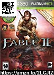 Fable 2 Platinum Hits -Xbox 360 https://t.co/bBkT0dM0fV #Fable #2 #Platinum #Hits #-Xb https://t.co/l8gc7dd5tG